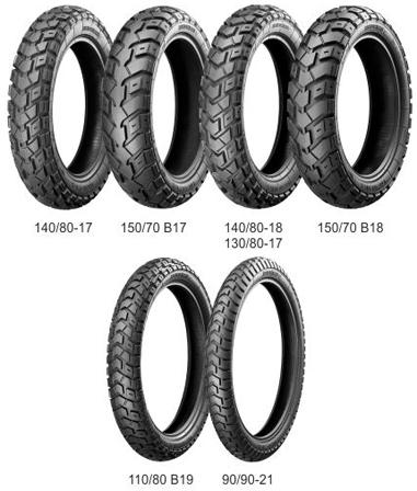 Heidenau moottoripyörän renkaat