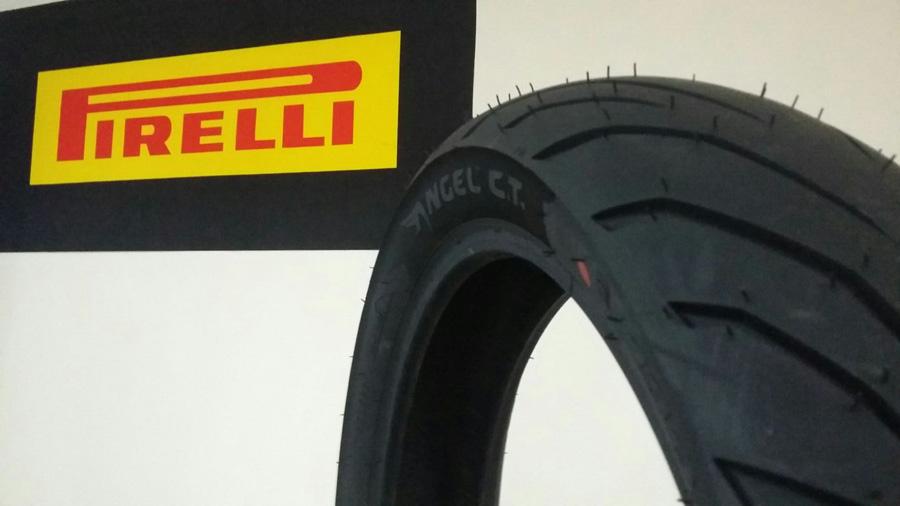 Pirelli Angel City moottoripyörän rengas