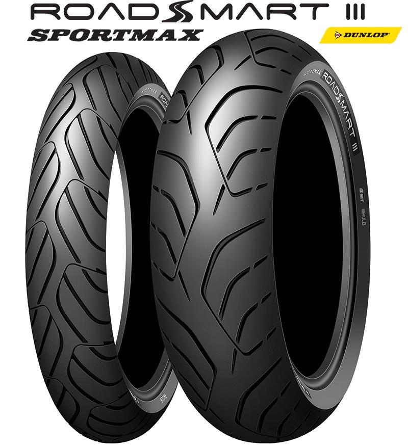 Dunlop RoadSmart 3 - Nyt saatavilla!