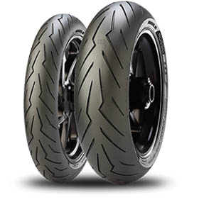 Moottoripyörän rengastesti 2016 - Pirelli Diablo ROsso 3