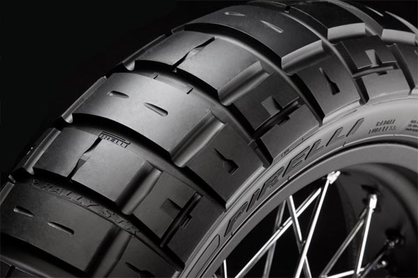 Pirelli Scorpion Rally STR - enduro ja offroad renkaat