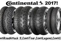 continental uutuudet 2017