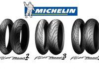 Michelin Pilot Road renkaat