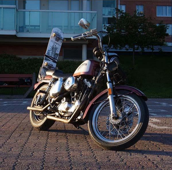 mprenkaat Harley davidson