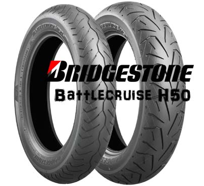 Bridgestone H50 mprengas