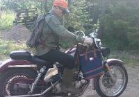 Harley Davidson 1972 rautapää