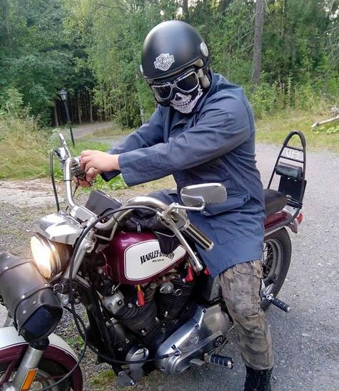 mprenkaat Harley-Davidson Sportster 1972