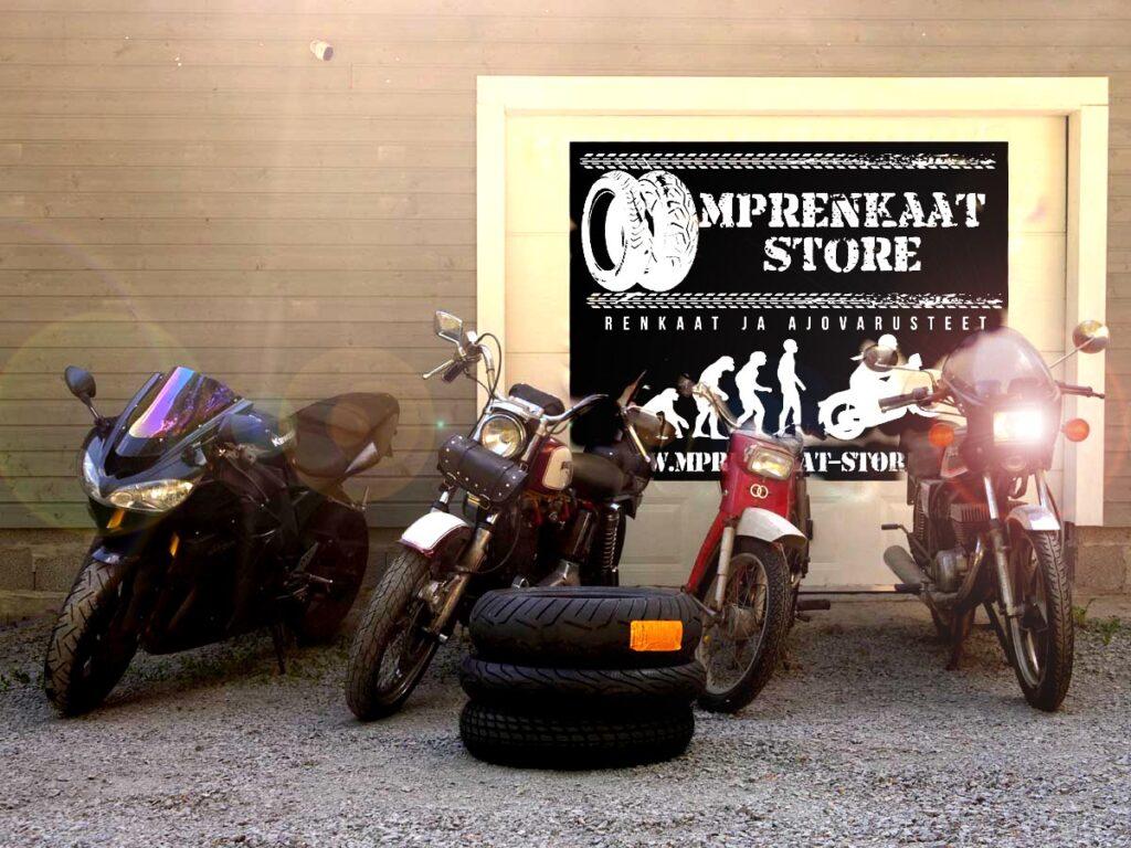 MPRENKAAT-store tarjoaa mp renkaita