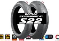 Bridgestone netistä s22 battlax